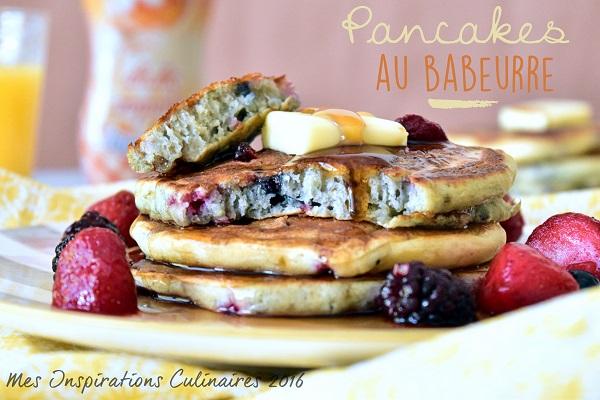 pancakes au babeurre 1