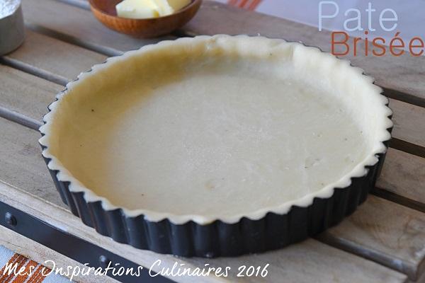 recette pate brisee sans oeuf 1