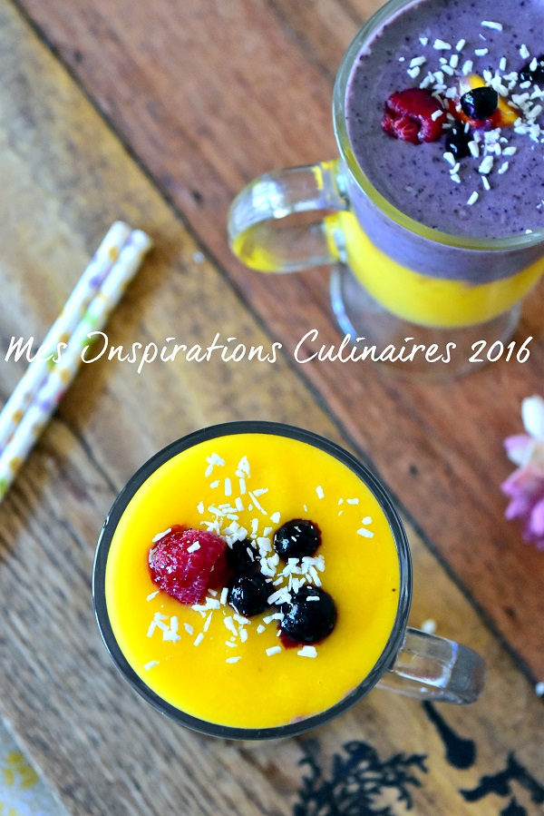 smoothie hawaien 1