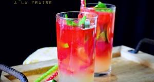 mojito fraise menthe 1