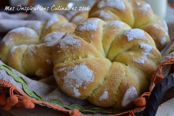 pains marocain au four