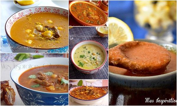 Soupes pour Ramadan 2016 {Harira, Chorba}