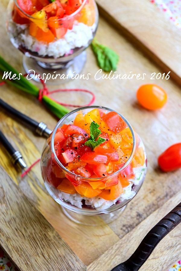 verrine betterave tomate et surimi 1