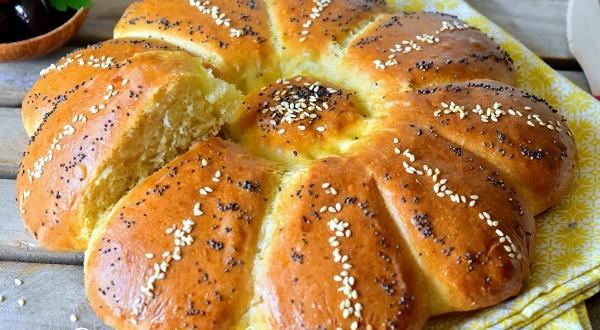 pain arabe au four | le blog cuisine de samar