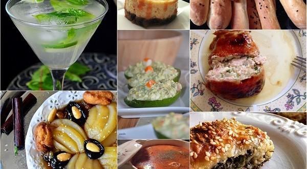 article menu ramadan salades