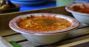 soupe de semoule chorba zaatar 1