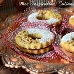 biscuits sables anneaux aux amandes 1