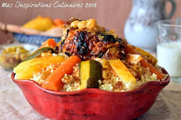 couscous algerien au poulet 1