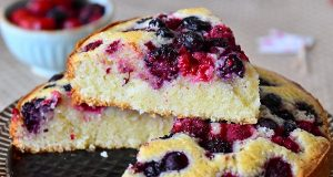financiers fruits rouges 1