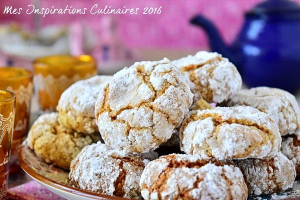 ghriba aux amandes et noix de coco 1