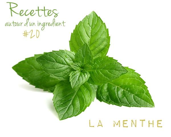 recette autour d'un ingredient : La menthe