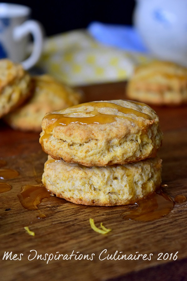 Scones aux pommes : recette facile