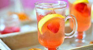 sirop de fraise recette facile 1