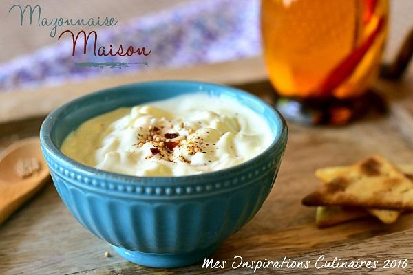 mayonnaise maison 1