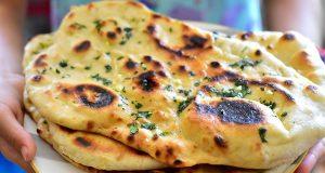 recette naan, pain indien 1
