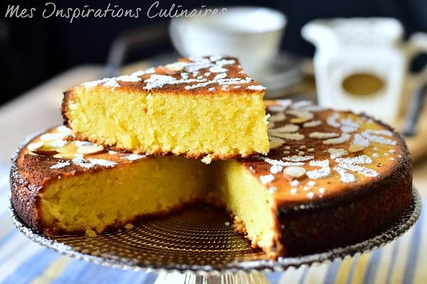 Le Namandier Gâteau Aux Amandes Le Blog Cuisine De Samar