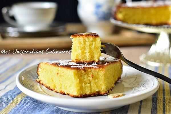 Le namandier (gâteau aux amandes)