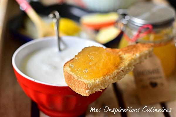 Confiture de pommes : recette maison