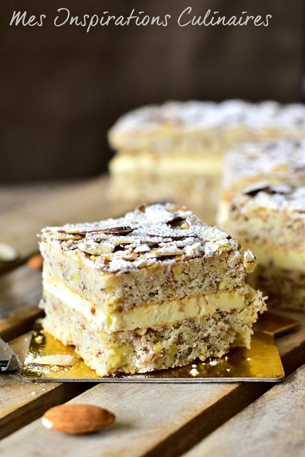Gâteau russe, pâtisserie algérienne