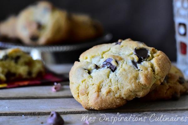 Cookies aux pépites de chocolat Levain Bakery
