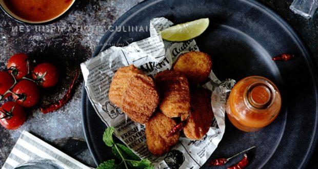 Recette Nuggets De Poulet Maison Le Blog Cuisine De Samar