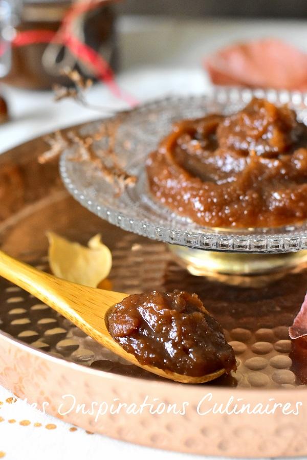 Recette Crème de marrons maison