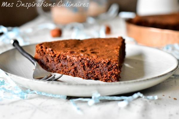 Gateau creme de marron chocolat