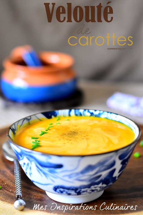 velouté de carottes au cumin