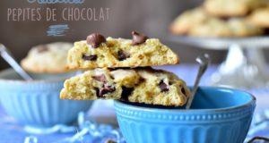 cookie aux pepites de chocolat 1