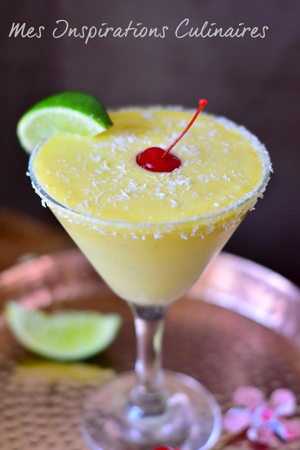 Recette margarita sans alcool, virgin margarita