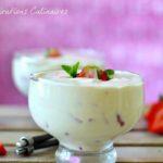 recette sabayon aux fraises sans alcool 1