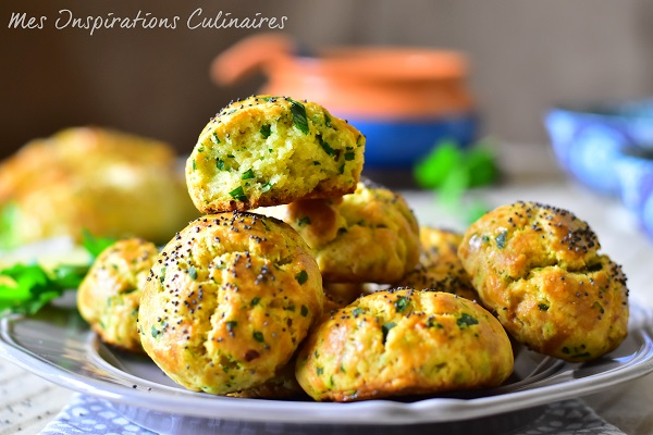 Biscuits salés Turc au fromage et persil