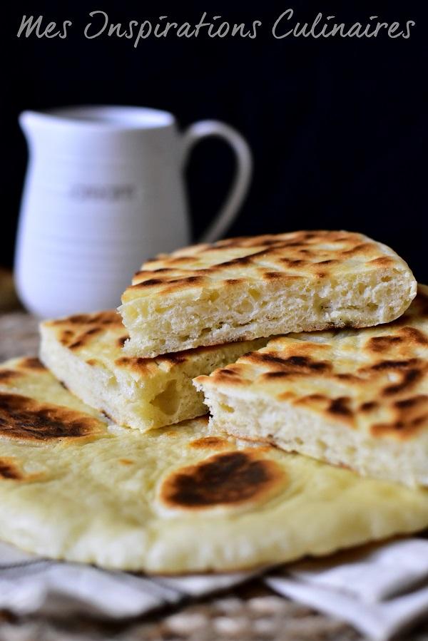 Pain Bazlama, pain turc moelleux