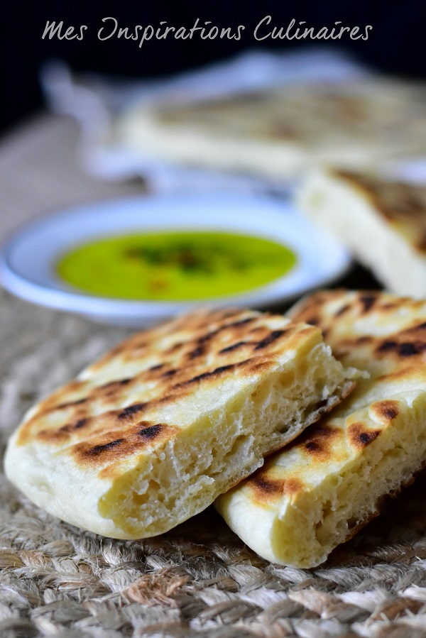 pain turc bazlama moelleux 1