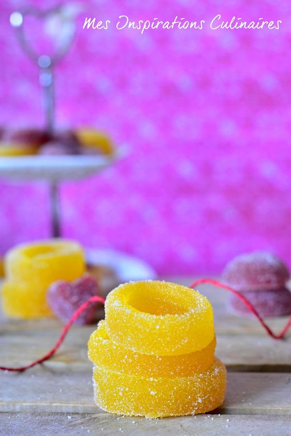 Recette Pâte de fruit à la mangue