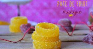 recette pate de fruit mangue 1