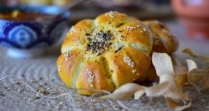 les pains farcis au poulet pour ramadan 1