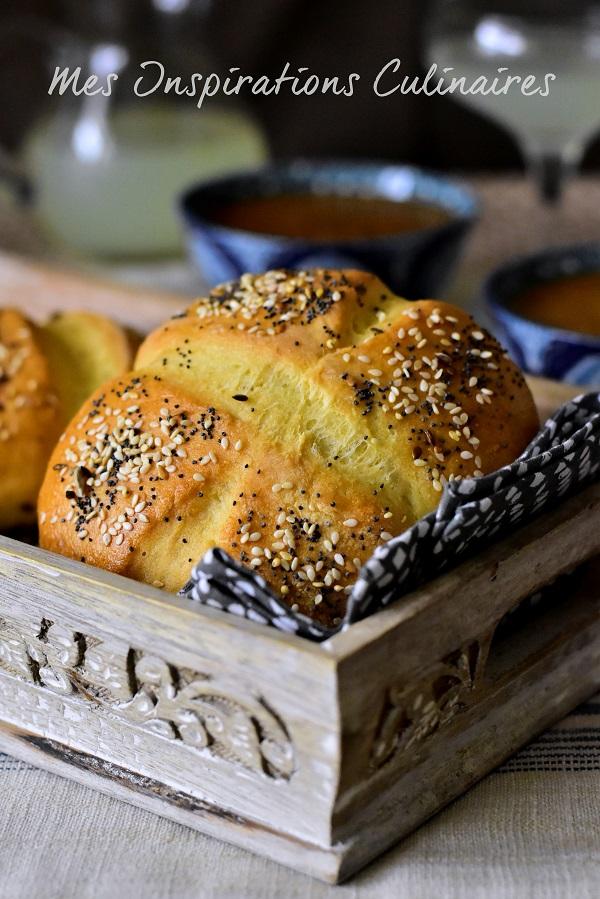khobz tabouna pain tunisien au four le blog cuisine de samar. Black Bedroom Furniture Sets. Home Design Ideas