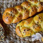 recette pain semoule yaourt moelleux 1