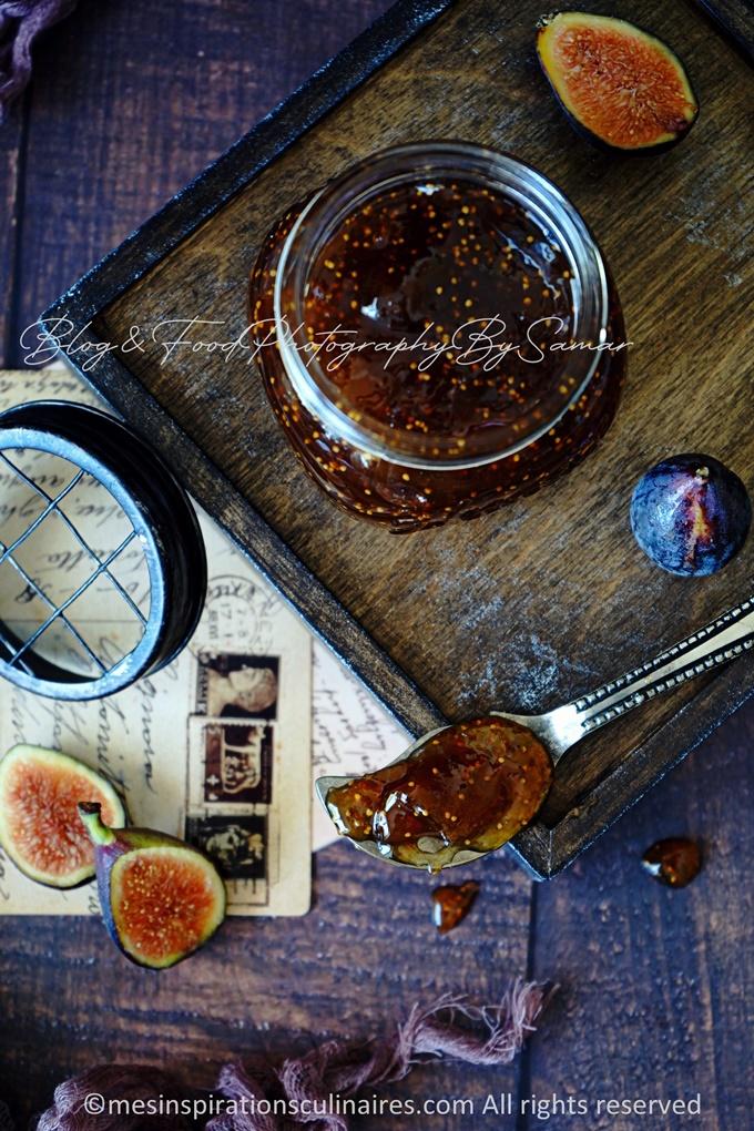 confiture de figue fait maison