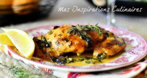 recette de poulet a la creme parmesan1
