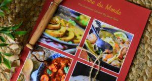 recette de mon livre cuisine du monde1