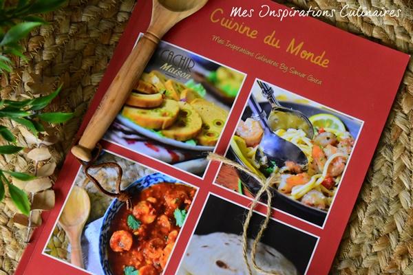 Mes Recettes Coup De Coeur Le Blog Cuisine De Samar - Editer un livre de cuisine