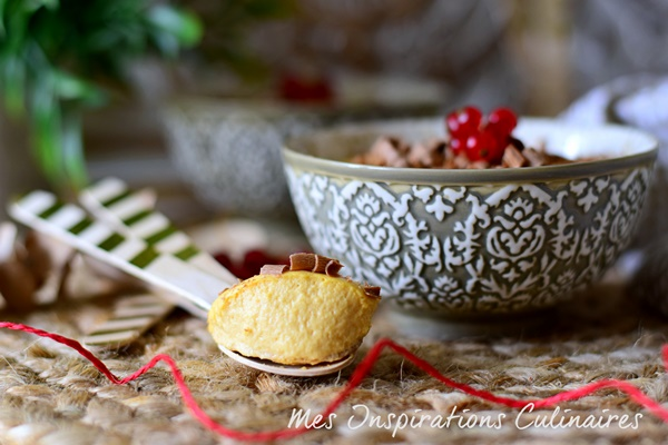 Mousse au caramel au beurre salé facile