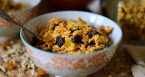 granola maison recette aux fruits secs1