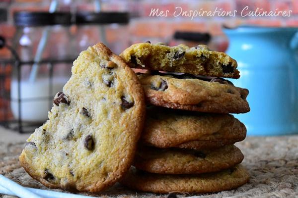 Cookies américains de Pierre Hermé