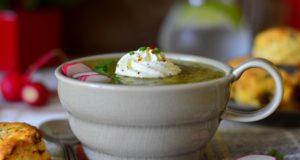 soupe de fane de radis1