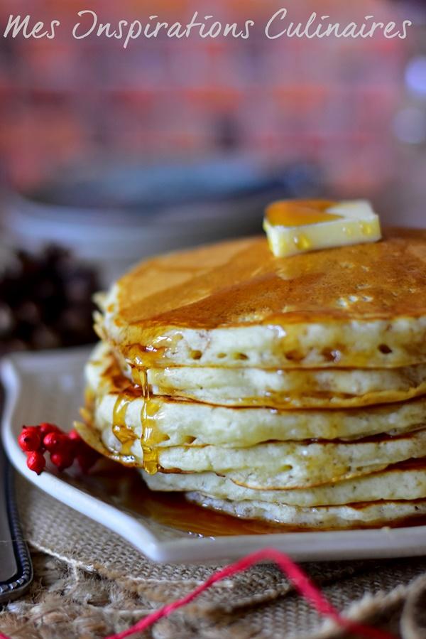 pancakes recette1