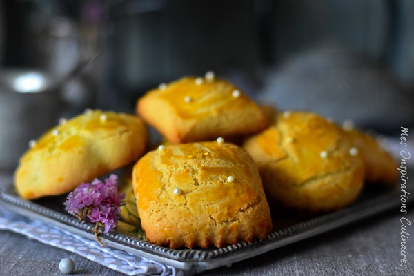 Recette Torno fondant (gâteau algerien à l'emporte-pièce)