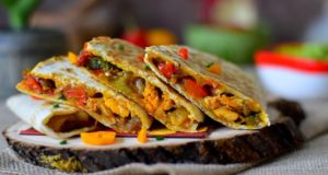 recette quesadillas fromage1